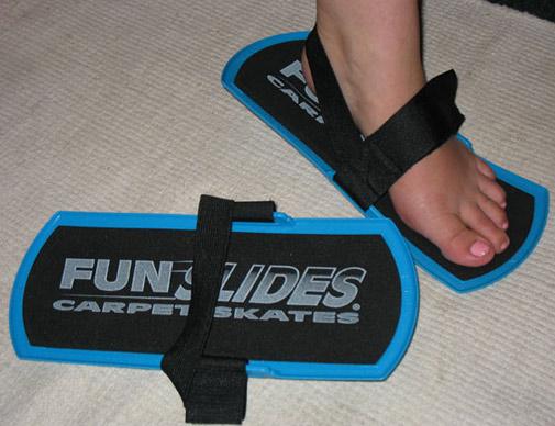 Fun Slides Carpet Skates Red Floor Matttroy