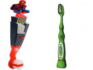 Toothbrush 300x225 dr fresh spider man light up toothbrush and eco fly