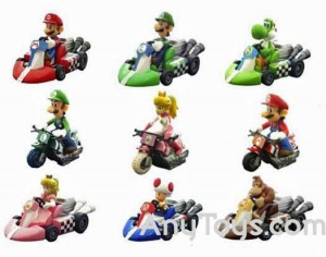 mario kart wii pull backs 300x236 New Mario Kart Pull Back Racers Feature Your Favorite Nintendo Friends