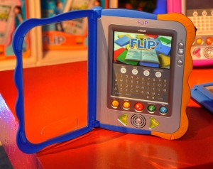 DSC0519 300x238 Hands on With The VTech Flip e Reader