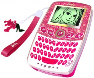 screenshot 081 300x251 Barbie Pocket Learner is a BlackBerry for Young Girls