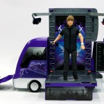 JustinBieberTourBus open 150x150 Justin Bieber Rockin' Tour Bus and Concert Stage Has MP3 Dock and Speakers