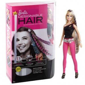 pMAT1 10435105v380 300x300 Barbies Hair Goes High Tech with Barbie Designable Hair
