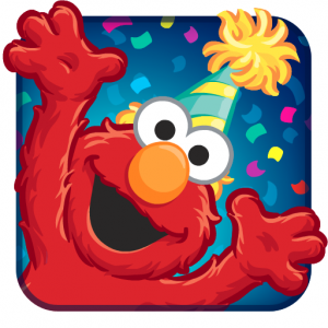 Elmo Birthday Bash App Icon 300x300 Your Kids and Your iPad Have an Invitation to Elmos Birthday Bash