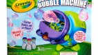 Crayola Outdoor Colored Bubbles Machine